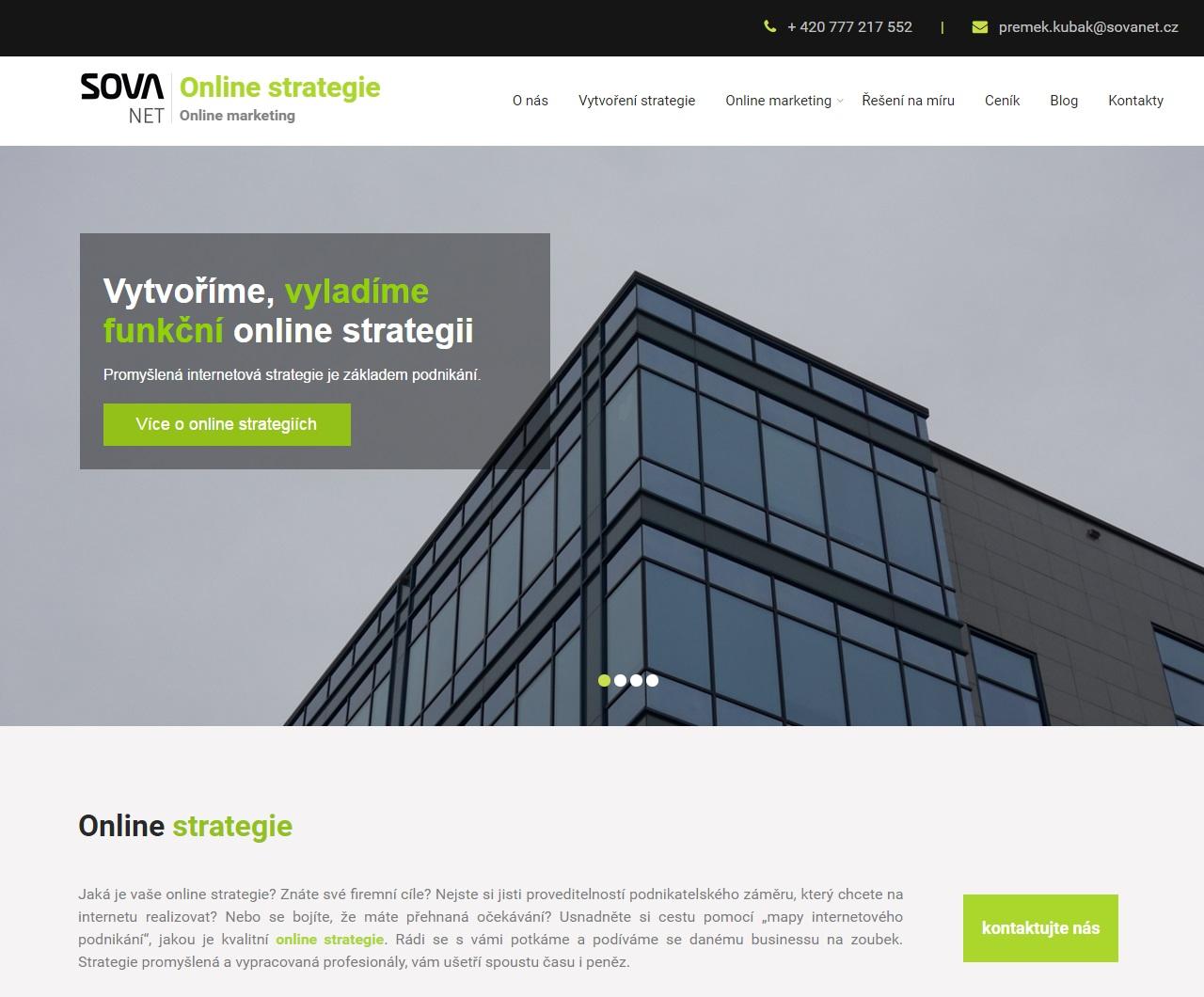 Internetovestrategie.cz