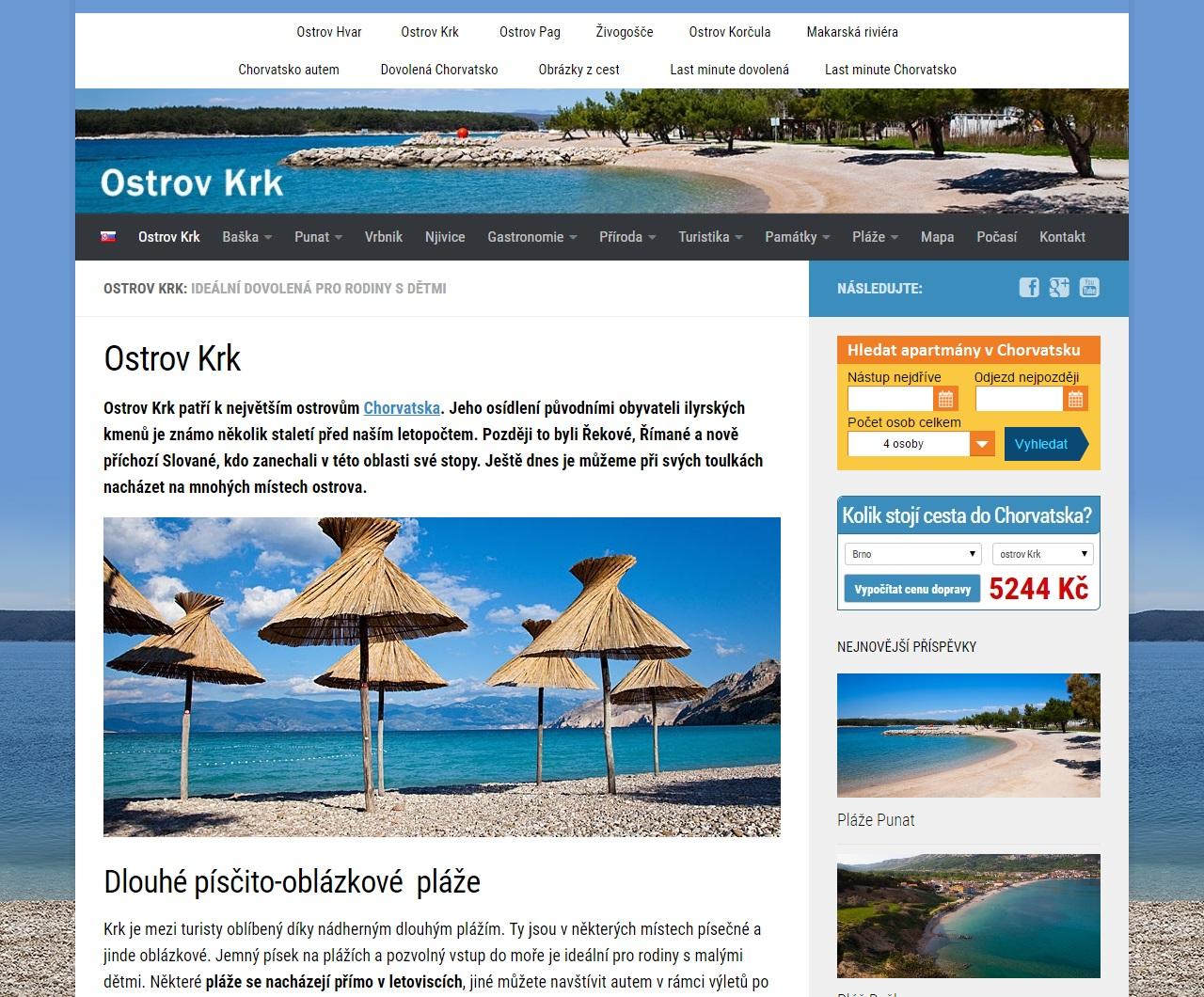Ostrov-krk.eu